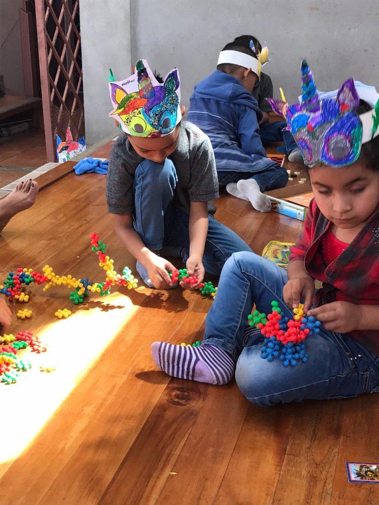 Fiesta Navidad preescolar