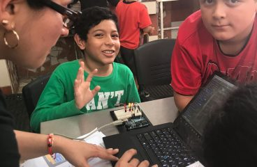 Voluntariado tecnología